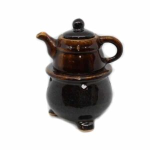 Round-Base-Tea-Pot-Oil-Warmer