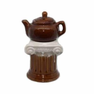 Pillar Tea Pots Oil Warmer