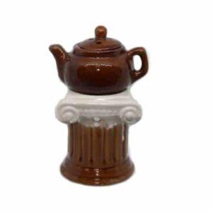 Pillar Tea Pots Oil Warmer